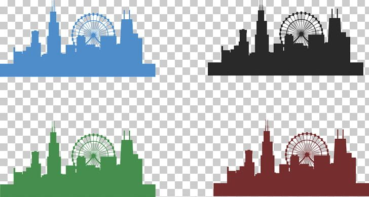 Snapchat chicago. Skyline drawing png clipart