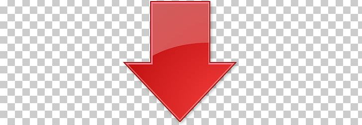 Red Down Arrow Png Clipart Arrows Icons Logos Emojis Free