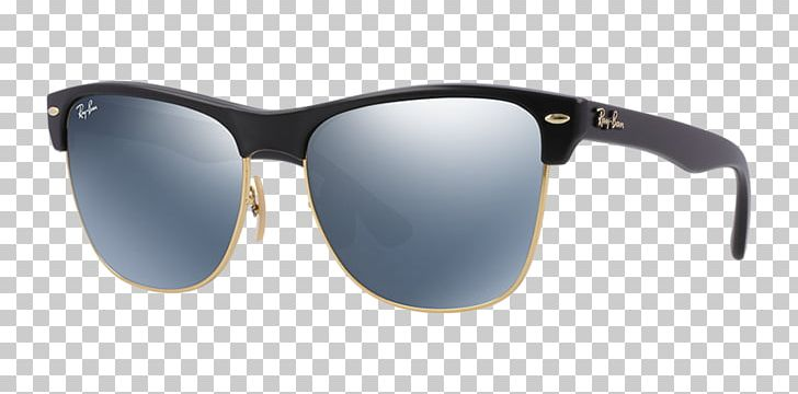 7ec691ae08 Ray-Ban Clubmaster Oversized Ray-Ban Clubmaster Classic Mirrored Sunglasses  PNG