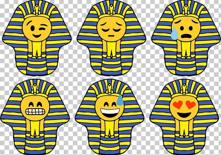 Ancient Egypt Smiley Pharaoh Emoticon PNG, Clipart, Ancient Egypt, Clip Art, Computer Icons, Egyptian, Emoji Free PNG Download