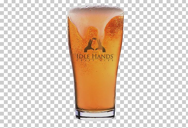 Beer Cocktail Idle Hands Craft Ales Pint Glass PNG, Clipart, Alcohol By Volume, Ale, Beer, Beer Brewing Grains Malts, Beer Cocktail Free PNG Download