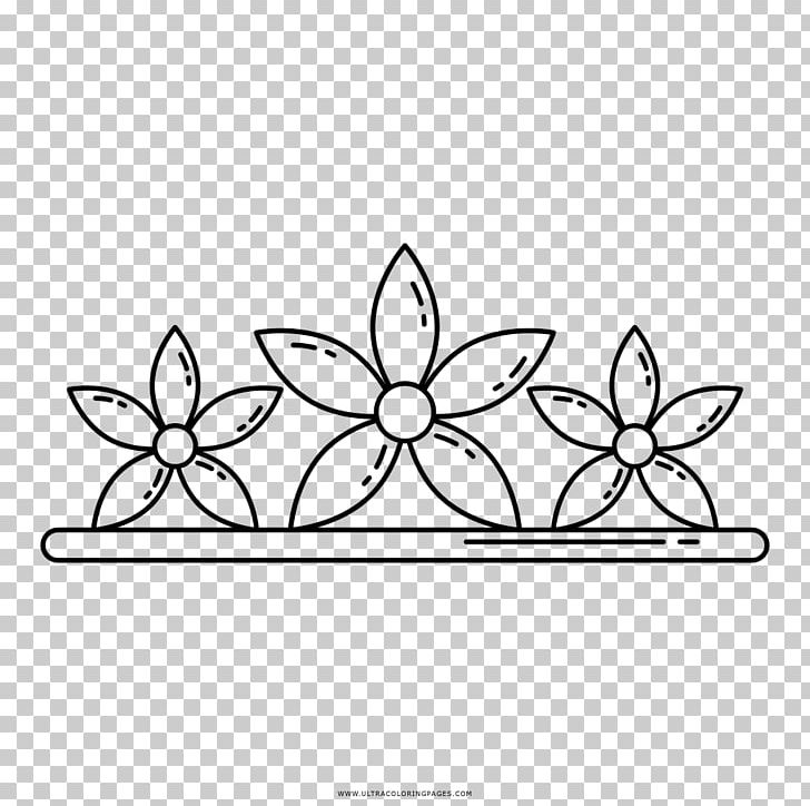 Diadem Coloring Book Drawing Tiara Headband PNG, Clipart, Angle, Area, Ausmalbild, Black And White, Bridal Crown Free PNG Download