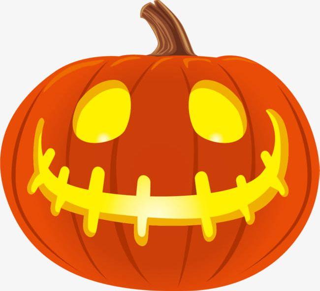 Cartoon Halloween Pumpkin PNG, Clipart, Cartoon Clipart ... (650 x 592 Pixel)