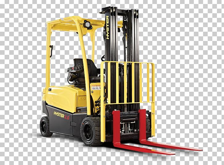 Forklift Hyster Company Counterweight Heavy Machinery Hyster