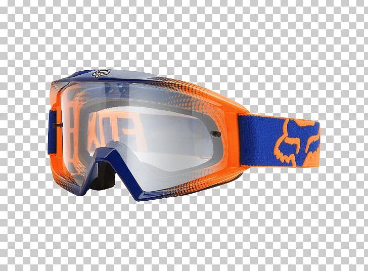 Fox Clothing Main II Race Motocross Motorbike Biking Riding Goggles