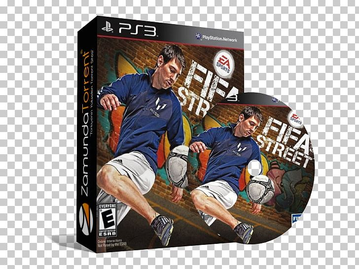 FIFA Street 4 Xbox 360 PlayStation 3 Team Sport PC Game PNG, Clipart