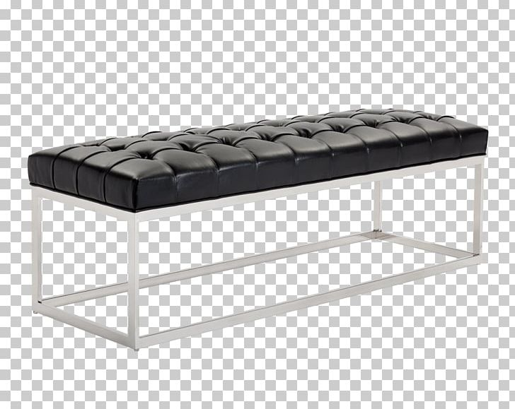 Upholstery Bonded Leather Bench Foot Rests PNG, Clipart, Angle, Artificial Leather, Bench, Bicast Leather, Bonded Leather Free PNG Download