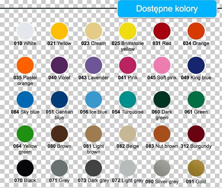 T Shirt Heat Transfer Vinyl Color Chart