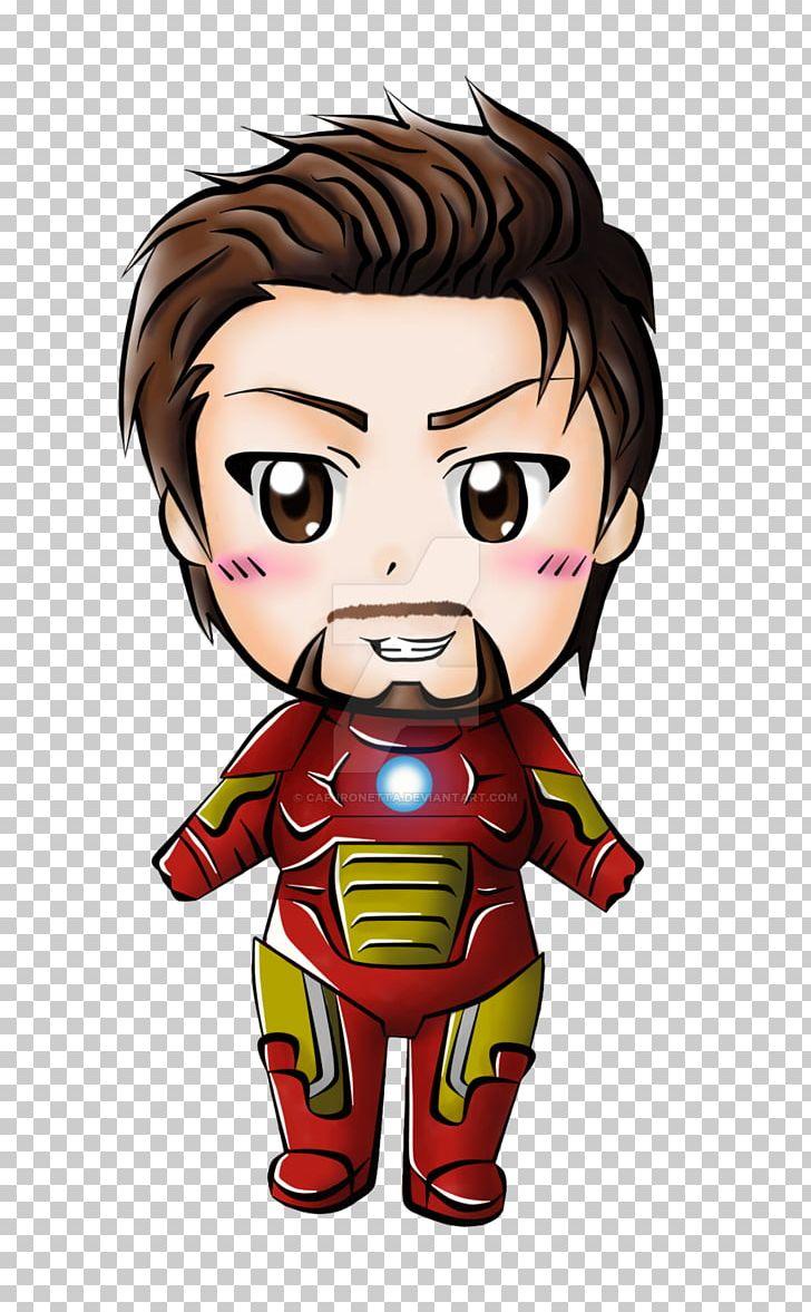Iron man drawing chibi cartoon png clipart art avengers - Iron man cartoon download ...
