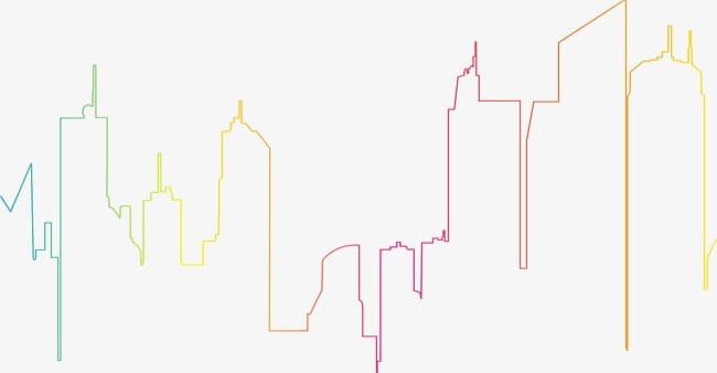 City Building Line Drawings Png Clipart Architectural Building