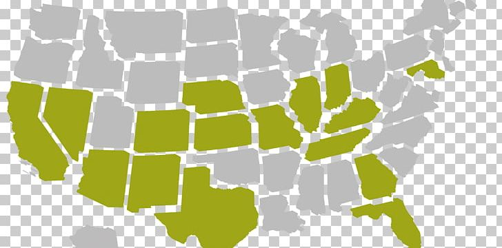 United States Of America Graphics Map U.S. State PNG ...