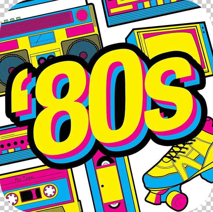 Image result for 1980's clipart