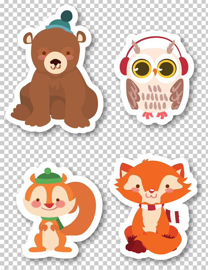 Sticker Squirrel PNG, Clipart, Animal, Animals Vector, Anime Girl, Brown Bear, Download Free PNG Download