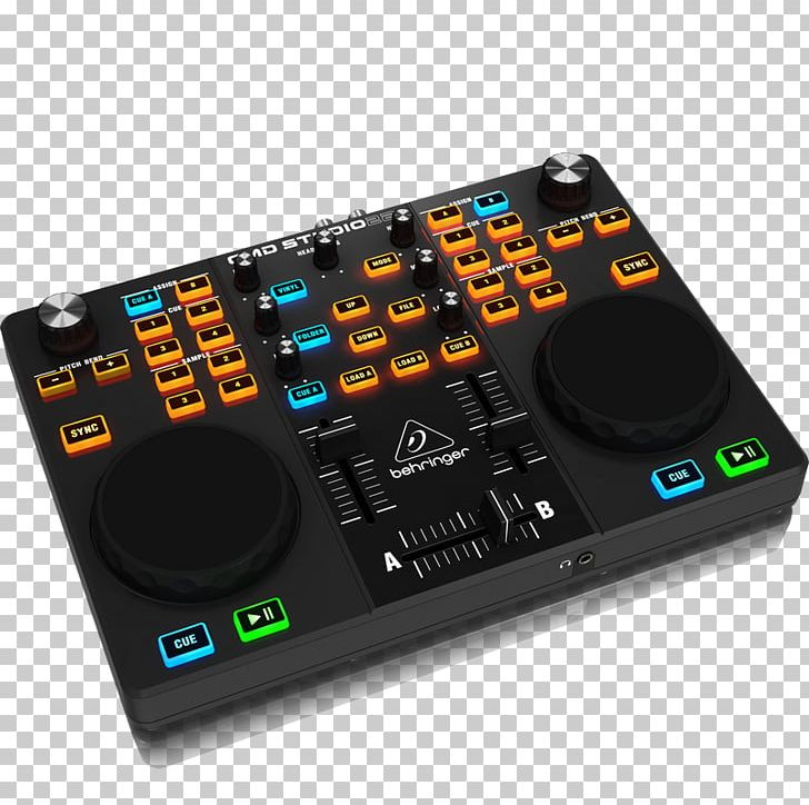 DJ Controller BEHRINGER Behringer CMD STUDIO 2A Disc Jockey MIDI