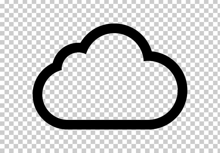 Cloud Computing Computer Icons Symbol Internet PNG, Clipart, Area, Black, Black And White, Circle, Clip Art Free PNG Download