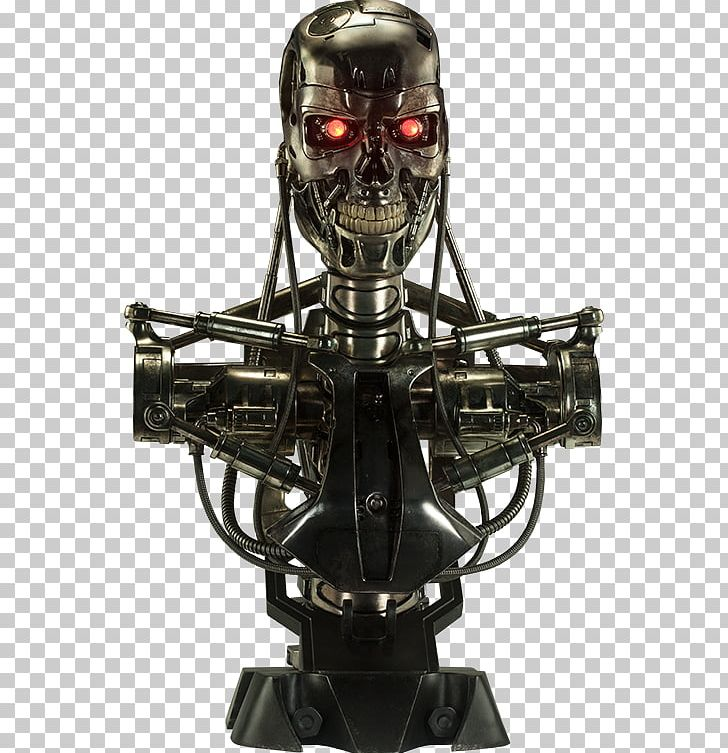 Terminator T-X Skynet Bust Sideshow Collectibles PNG, Clipart, Bust, Endoskeleton, Figurine, Heroes, James Cameron Free PNG Download