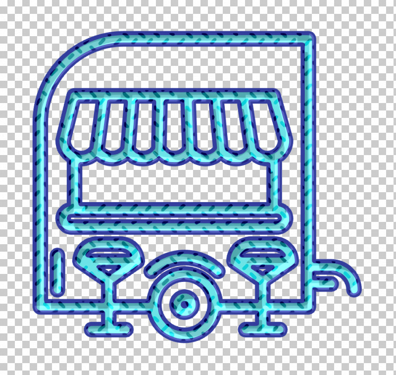 Food Truck Icon Street Food Icon PNG, Clipart, Area, Food Truck Icon, Geometry, Line, Mathematics Free PNG Download
