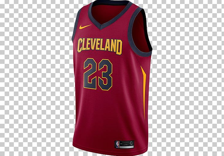 size 40 f524e c39cb Cleveland Cavaliers T-shirt Jersey Swingman NBA Store PNG ...