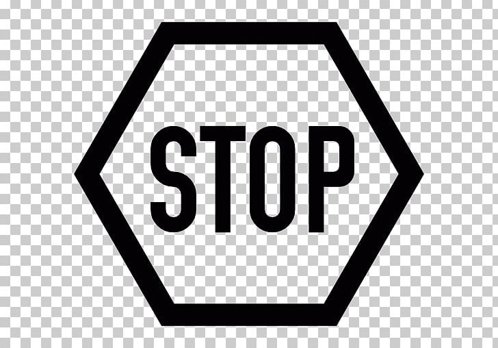 Stop Behaving Computer Icons Stop Sign PNG, Clipart, Area, Black And White, Brand, Cars, Computer Icons Free PNG Download