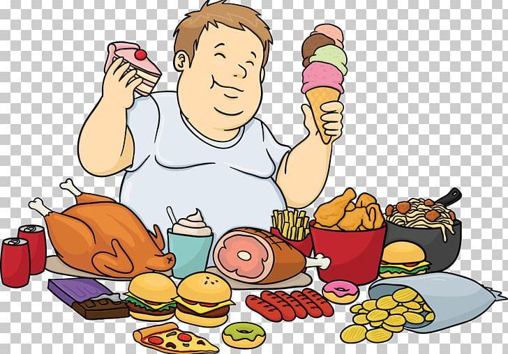 Junk Food Fast Food Hamburger Eating Cartoon PNG, Clipart, Cartoon, Cook, Cuisine, Diet Food, Drinking Free PNG Download