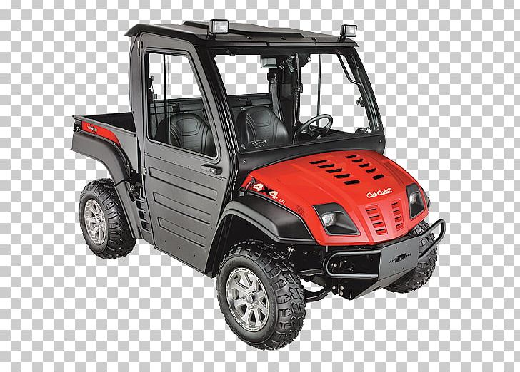 Cub Cadet Side By Lawn Mowers Four Wheel Drive Vehicle Png