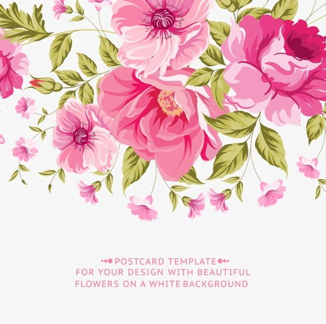 Retro Pink Flower PNG, Clipart, Abstract, Backgrounds, Bouquet, Celebration, Computer Free PNG Download