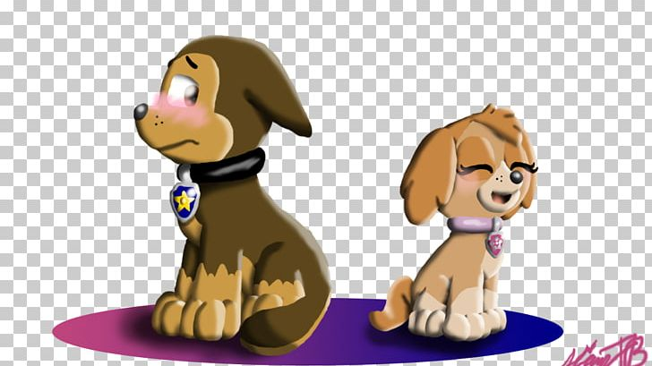 Puppy PAW Patrol: Chase & Marshall Dog Chase Bank PNG