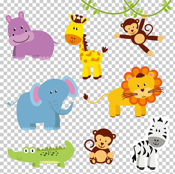 Jungle Animal Zoo Northern Giraffe PNG, Clipart, Animal, Animal Figure, Animals, Area, Baby Jungle Animals Free PNG Download