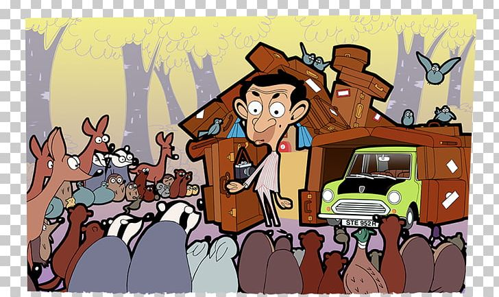 Cartoon The Return Of Mr. Bean Hair By Mr. Bean Of London Animated Series ITV PNG, Clipart, Animated Series, Animation, Art, Best Bits Of Mr Bean, Cartoon Free PNG Download
