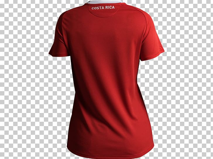 quality design 48dce d0e77 Jersey 2018 World Cup T-shirt Costa Rica National Football ...