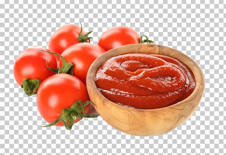 Tomato Paste Vegetarian Cuisine Ketchup Tomato Sauce PNG ...