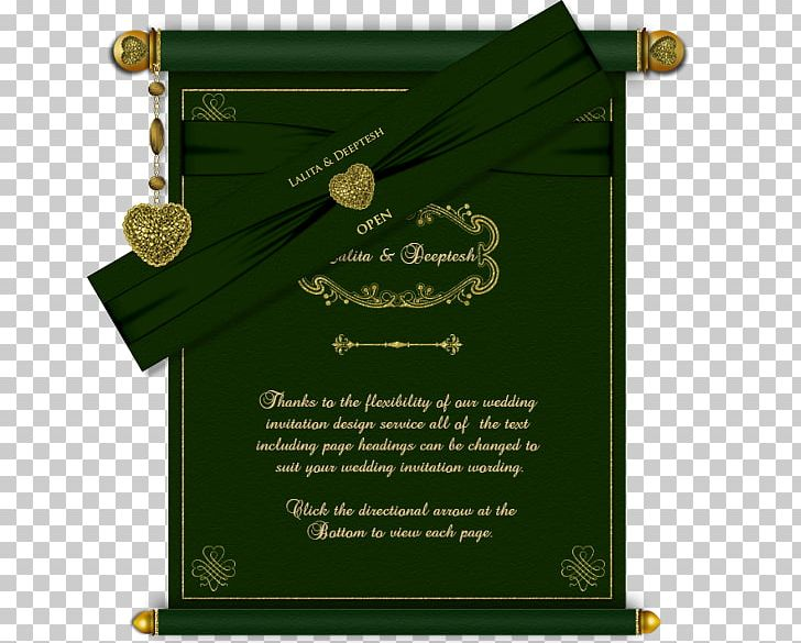 Wedding Invitation Paper Green Wedding Marriage Png Clipart