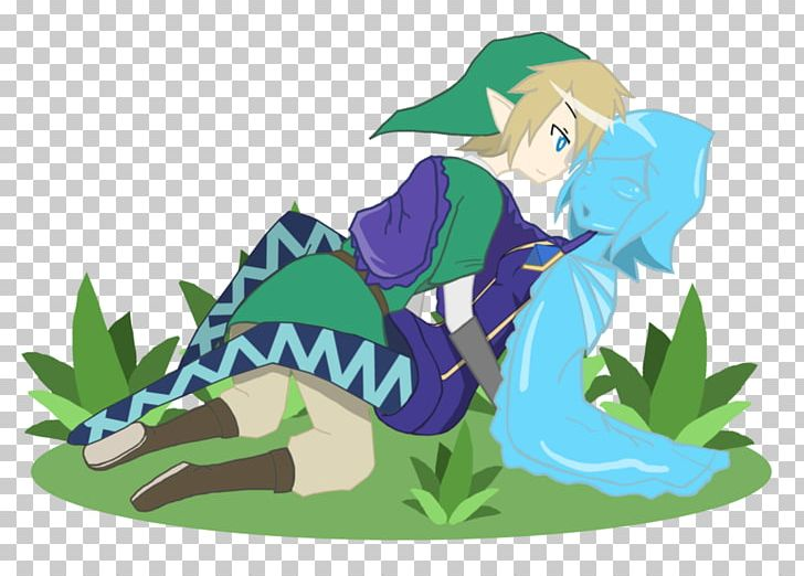 Link The Legend Of Zelda: Skyward Sword Princess Zelda Wii U Hyrule Warriors PNG, Clipart, Cartoon, Fictional Character, Grass, Green, Hyrule Warriors Free PNG Download