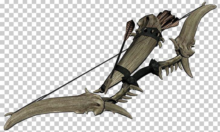 The Elder Scrolls V: Skyrim Bow And Arrow Quiver Nexus Mods PNG
