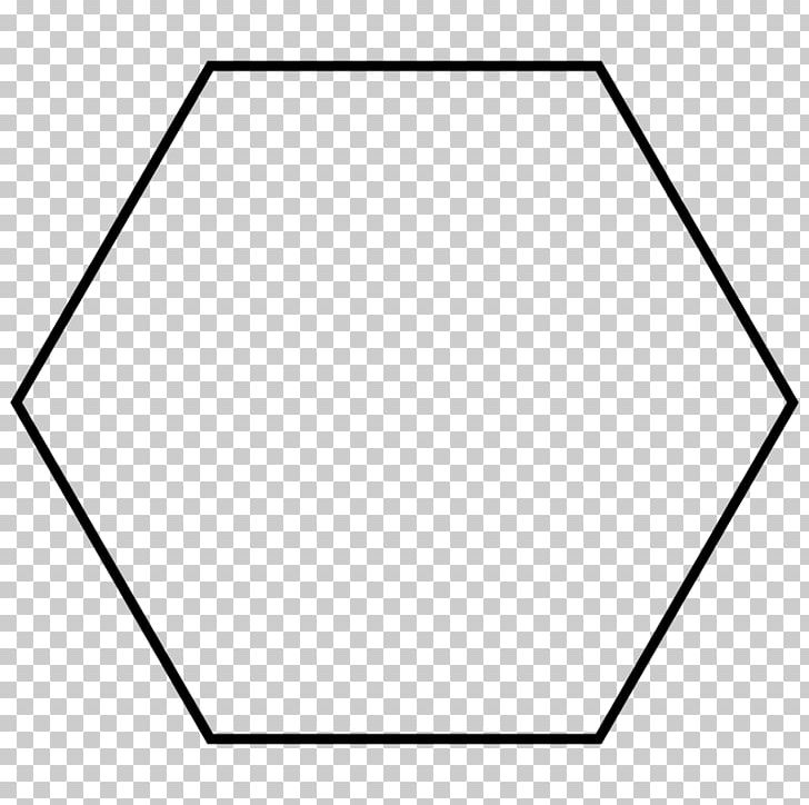 Hexagon Regular Polygon Shape Equilateral Triangle PNG