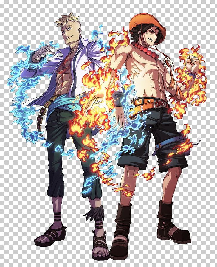 One Piece Treasure Cruise Portgas D. Ace Monkey D. Luffy T-shirt Edward Newgate PNG, Clipart, Ace, Anime, Art, Clothing, Costume Free PNG Download