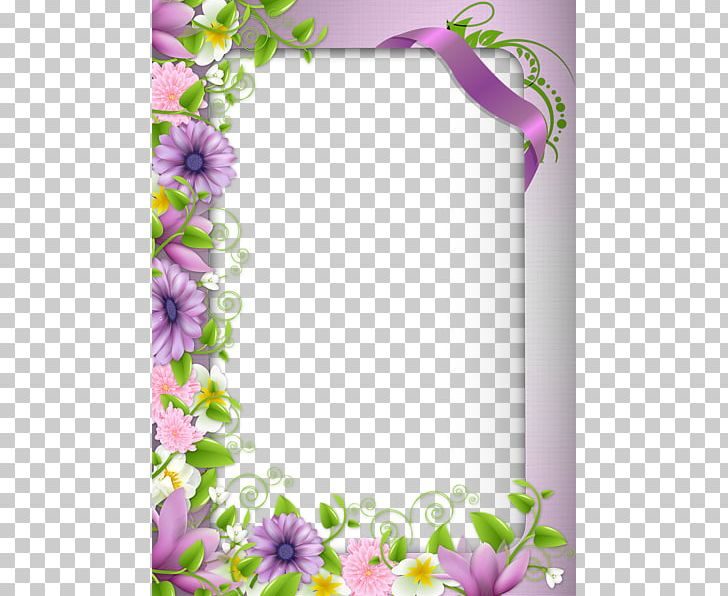 Flowers Frames And Borders