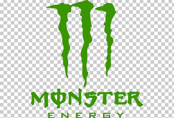 Monster Energy Logo Energy Drink Symbol PNG, Clipart