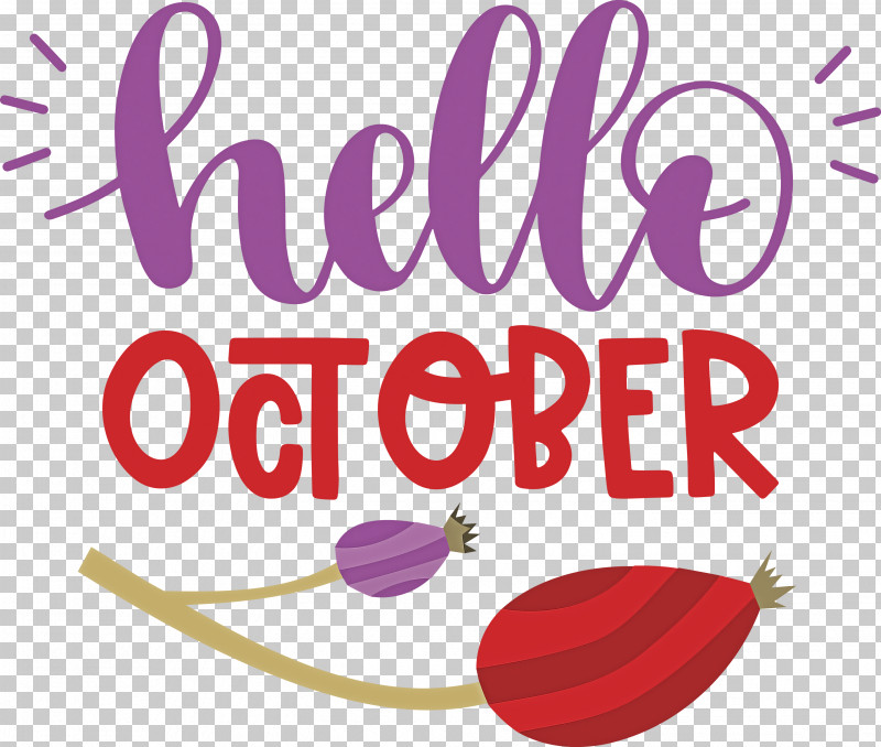 Hello October October PNG, Clipart, Flower, Geometry, Hello October, Line, Logo Free PNG Download