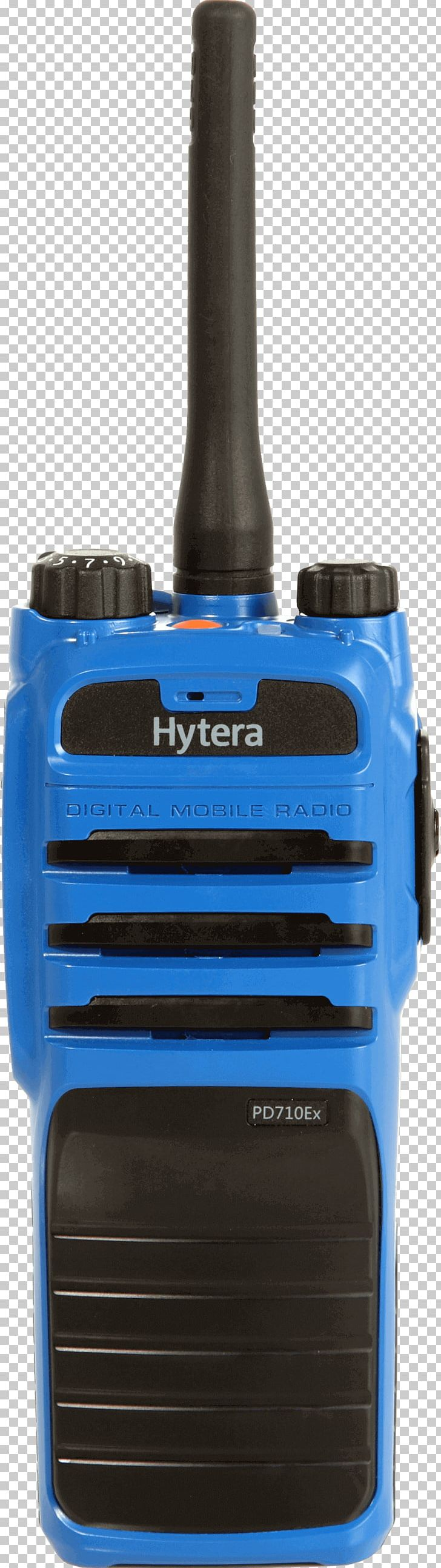Walkie-talkie ATEX Directive Hytera Two-way Radio PNG, Clipart, Aerials, Atex Directive, Communication, Cylinder, Digital Mobile Radio Free PNG Download