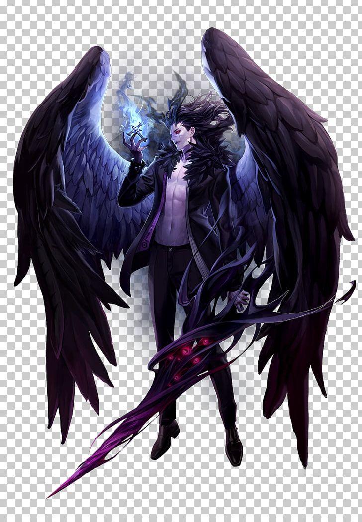 Concept Art Angel Character Design