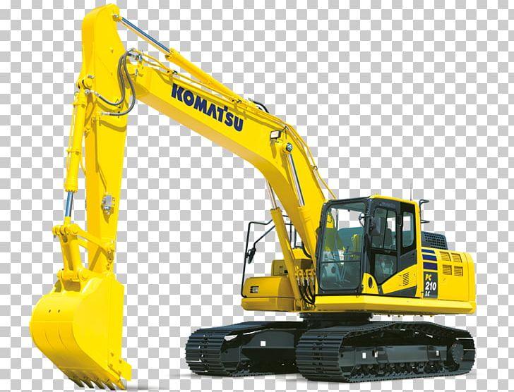 Komatsu Limited Excavator Heavy Machinery Komatsu PC200-8 Hybrid