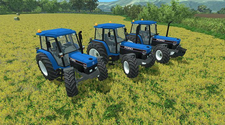 Farming Simulator 15 Farming Simulator 17 Ford Motor Company Tractor