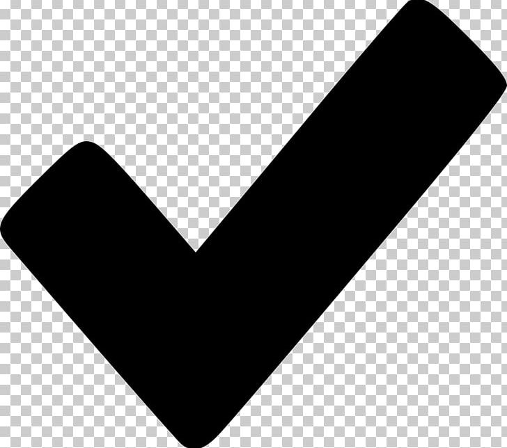Check Mark Computer Icons Symbol Sign PNG, Clipart, Angle, Black, Black And White, Brand, Cdr Free PNG Download