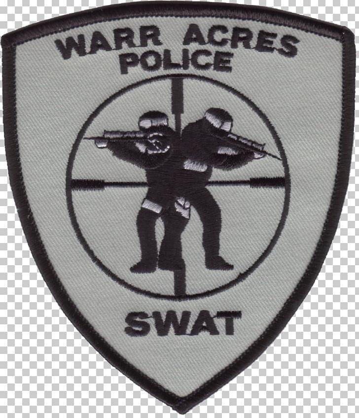 Police Logo Swat Organization Warr Acres Png Clipart Badge