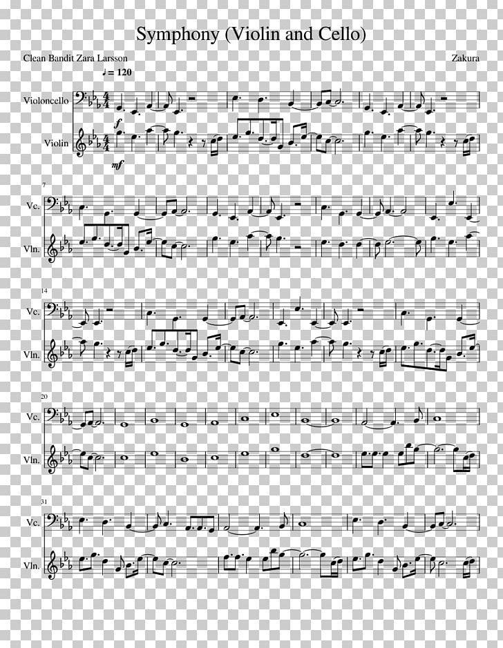 Sheet Music Let Her Go Violin Song PNG, Clipart, Angle, Area