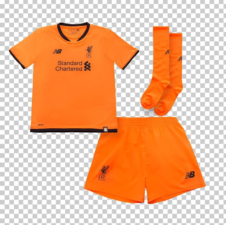 896fe1888 Liverpool F.C. T-shirt 2017–18 Premier League Kit Jersey PNG ...