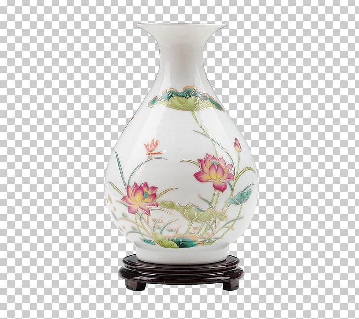 Jingdezhen Vase Ceramic Porcelain PNG, Clipart, Artifact, Background White, Black White, Bottle, Chinese Art Free PNG Download