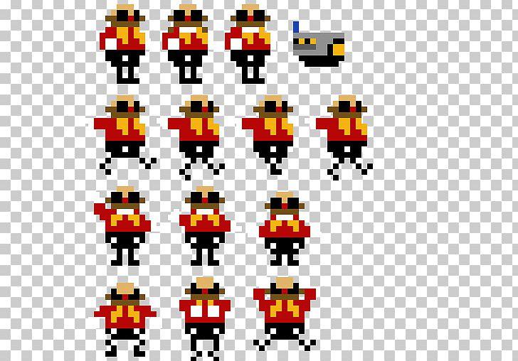 Doctor Eggman Sonic The Hedgehog 2 Sonic Mania 8 Bit Robot Png Clipart 8bit Bit Deviantart