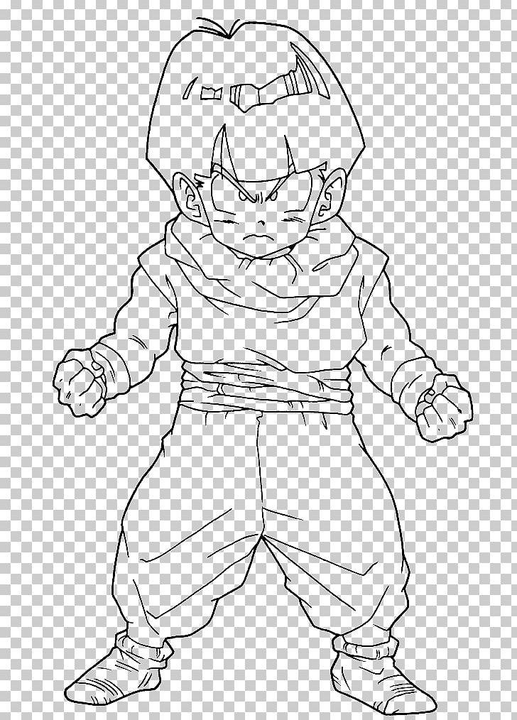 Gohan Goku Coloring Book Colouring Pages Super Saiyan PNG, Clipart ...
